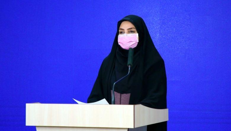 ۳۹۱ مبتلا به کرونا در 24 ساعت گذشته در ایران جانباختند / انجام بیش از ۶ میلیون آزمایش تشخیص کرونا تا کنون