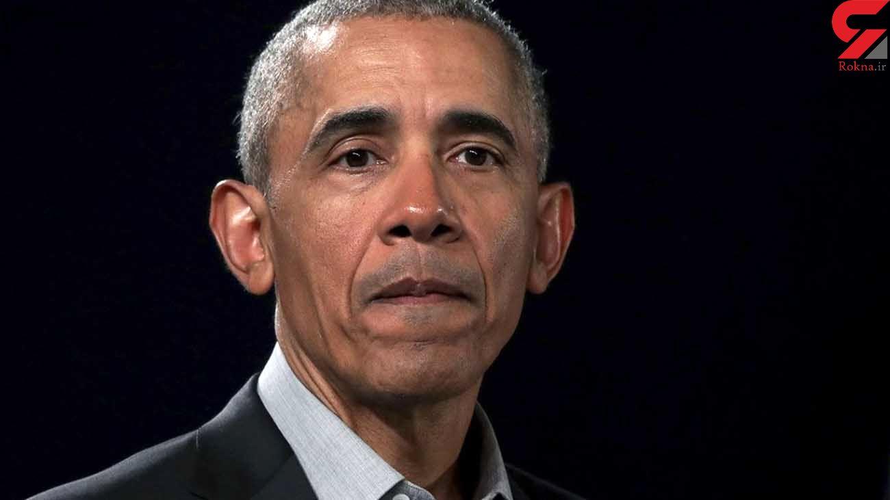 تلاش شبانه روزی اوباما برای حمایت از بایدن + فیلم