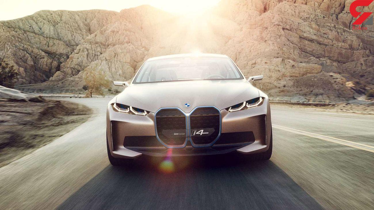 جدیدترین ماشین تمام الکتریکی BMW تا پایان 2020  معرفی خواهد شد