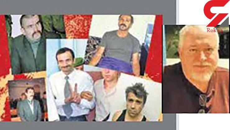 قاتل سریالی که پس از آزار 2 مهاجر ایرانی، آنها را تکه تکه کرد + عکس