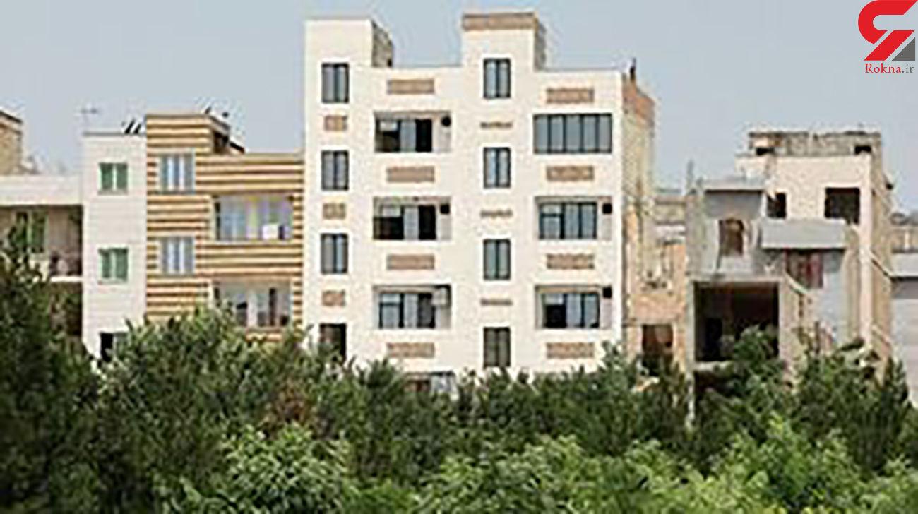 جولان خانه های خالی در تهران