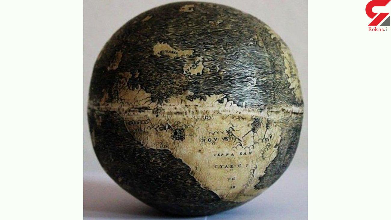این کره زمین قدیمی ترین است + عکس