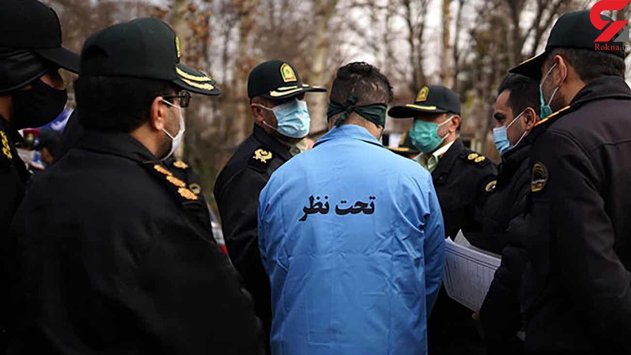 شرورترین مردان تهران را بشناسید / آنها همه خلافی کردند