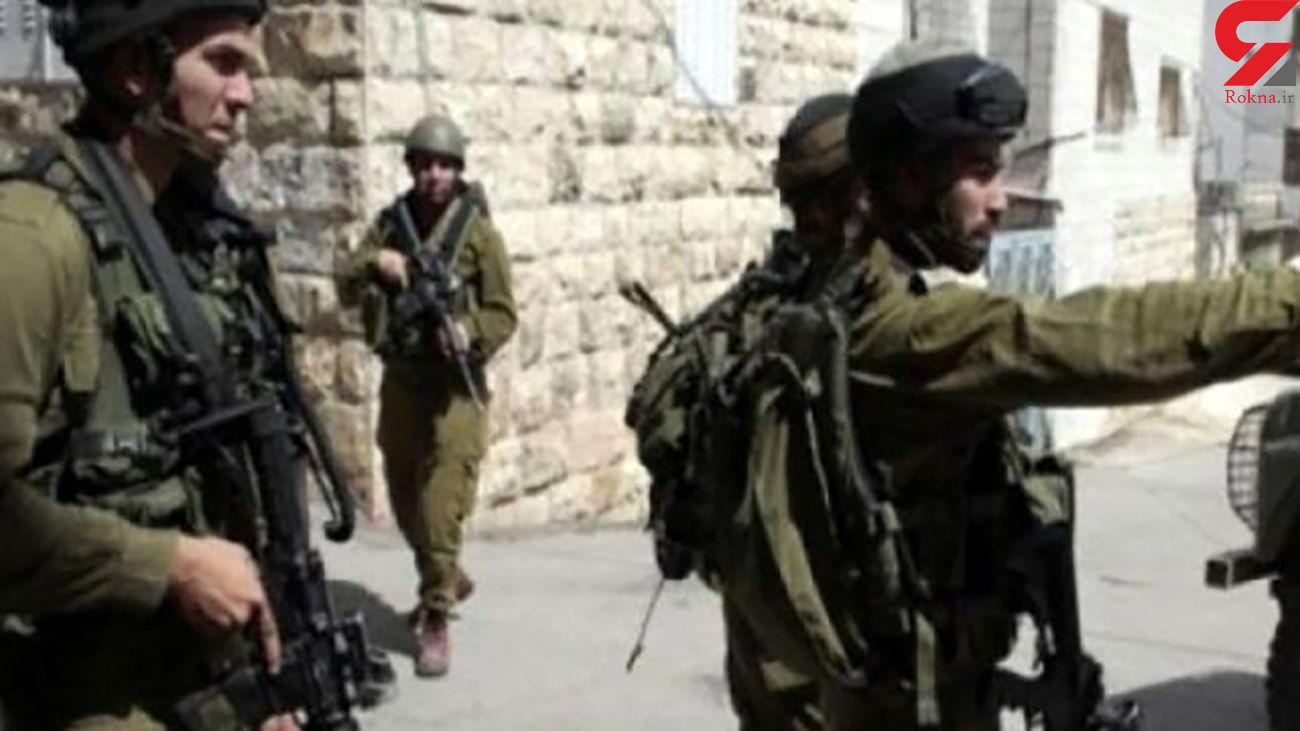 گاف امنیتی ارتش صهیونیستی در مرز غزه