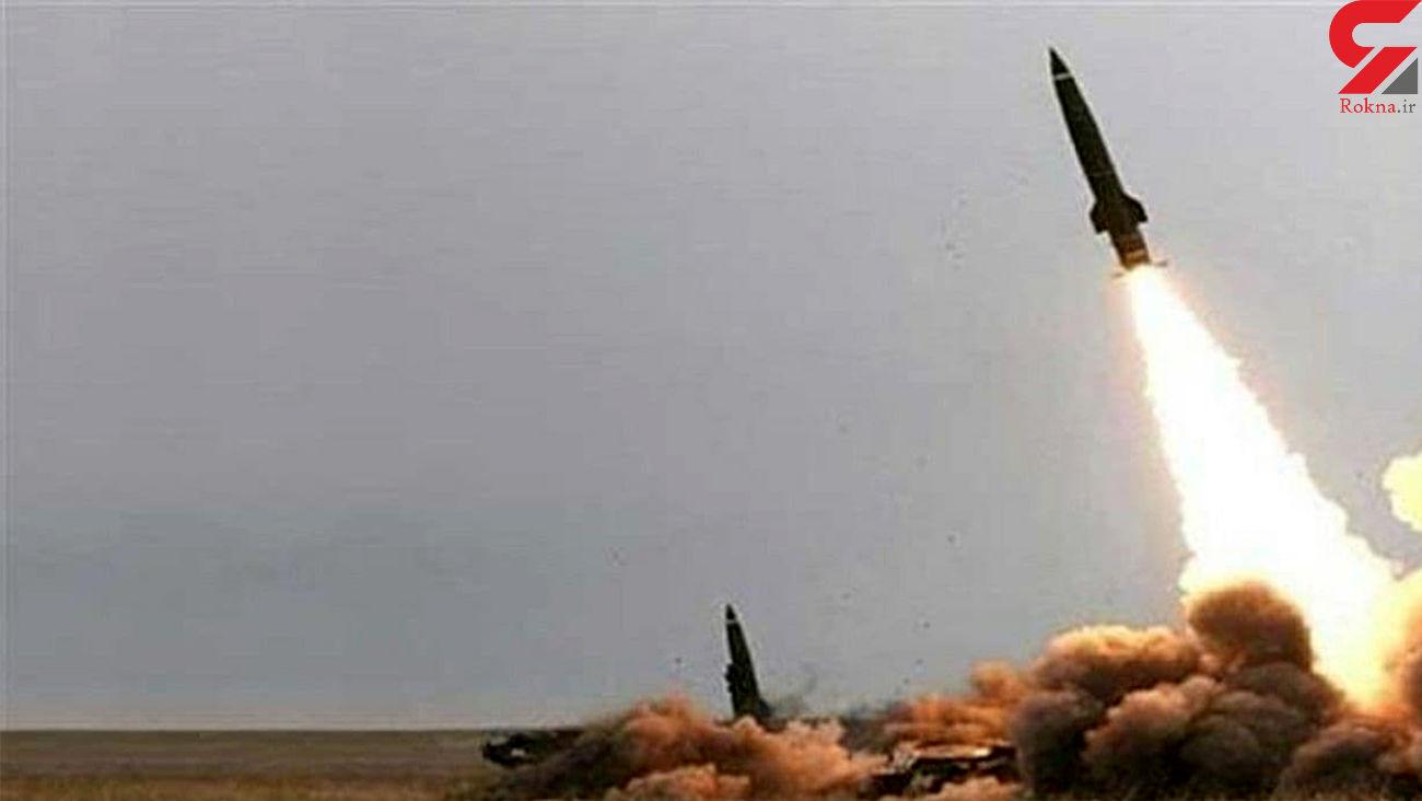 شلیک 4 راکت از لبنان به فلسطین اشغالی