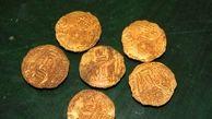 کشف سکههای تاریخی با قدمت ۱۳۰۰ سال در گنبدکاووس