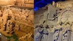 موزه مجسمه های شنی شگفت انگیز در ژاپن +عکس های دیدنی