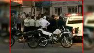 واکنش پلیس مازندران در خصوص پخش فیلم درگیری یک مرد با پلیس + عکس