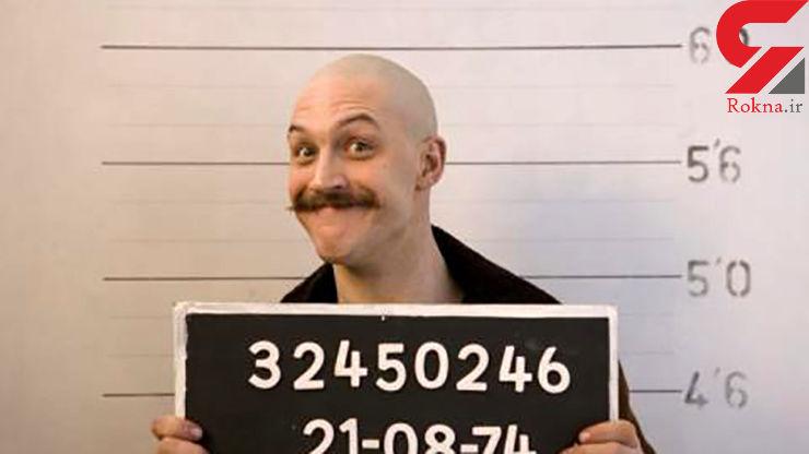 ازدواج بدنام ترین زندانی بریتانیا با خانم بازیگر مشهور در زندان فوق امنیتی+تصاویر