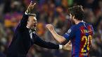 انریکه: بارسلونا بخشی از تاریخ درخشانش را مدیون مسی است
