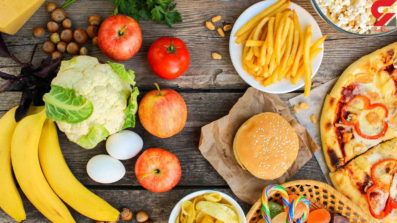 این مواد غذایی را با معده خالی نخورید