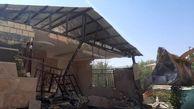 قلع و قمع 57 مورد ساخت و ساز غیر مجاز در استان قزوین