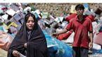 «مهراوه شریفینیا»  و تجربه عجیب تفکیک زبالهها