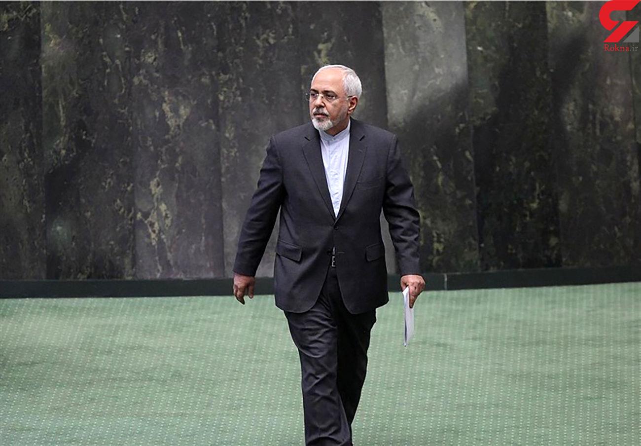 ظریف روز یکشنبه برای توضیح به مجلس می رود
