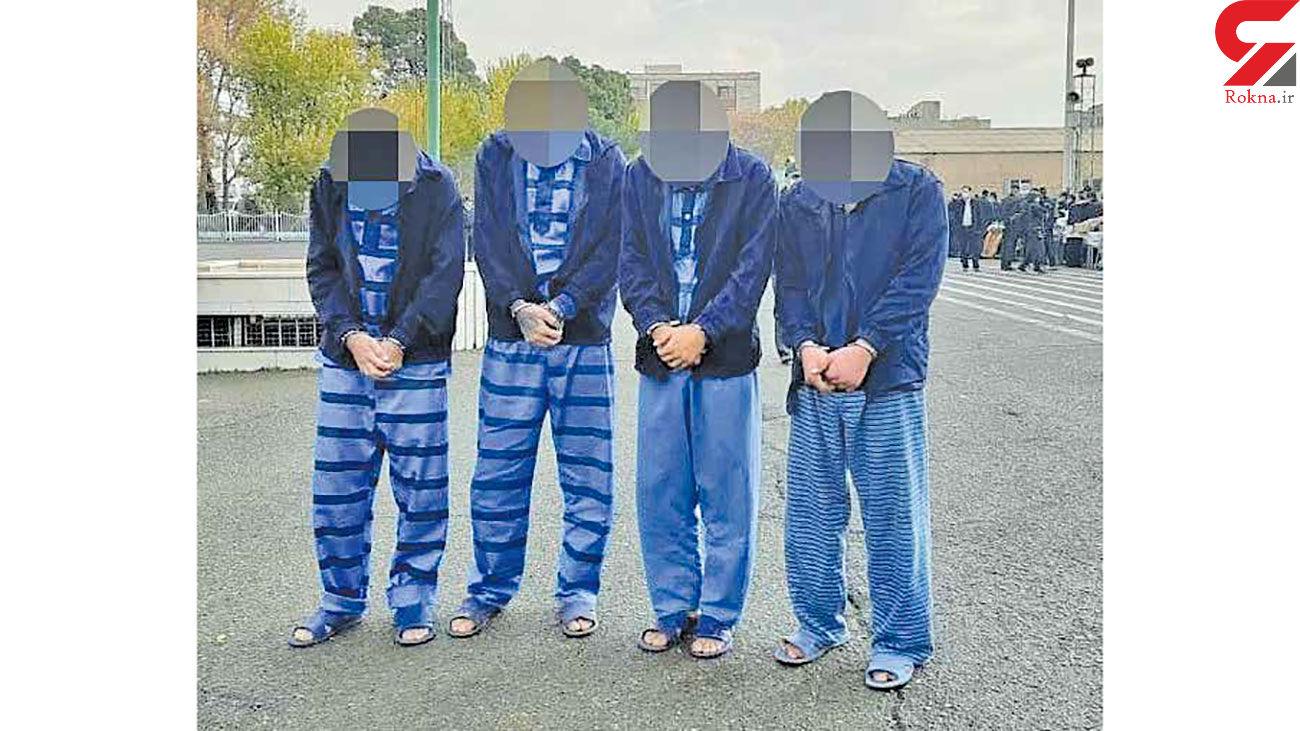 کتک زدن زن تهرانی برای فروش اجباری طلاهایش به مرد غریبه + عکس