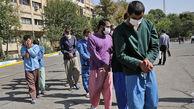 دستگیری 26 متخلف در شاهرود دستگیر شدند