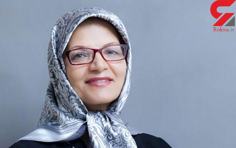 جزییات تصادف خانم خداکرمی با ماشین  شورای شهر تهران در شمال