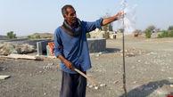 عاقبت جدال یک مرد با مار یک متری / خادم امام زاده فضل ابن عباس در چه حالی است؟+ عکس