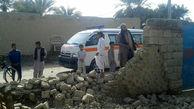 ریزش مرگبار دیوار در سراوان