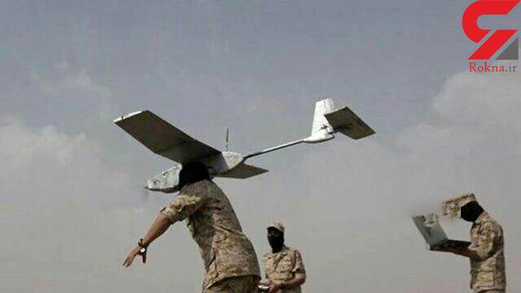 حمله پهپادی انصارالله به پایگاه هوایی ملک خالد عربستان