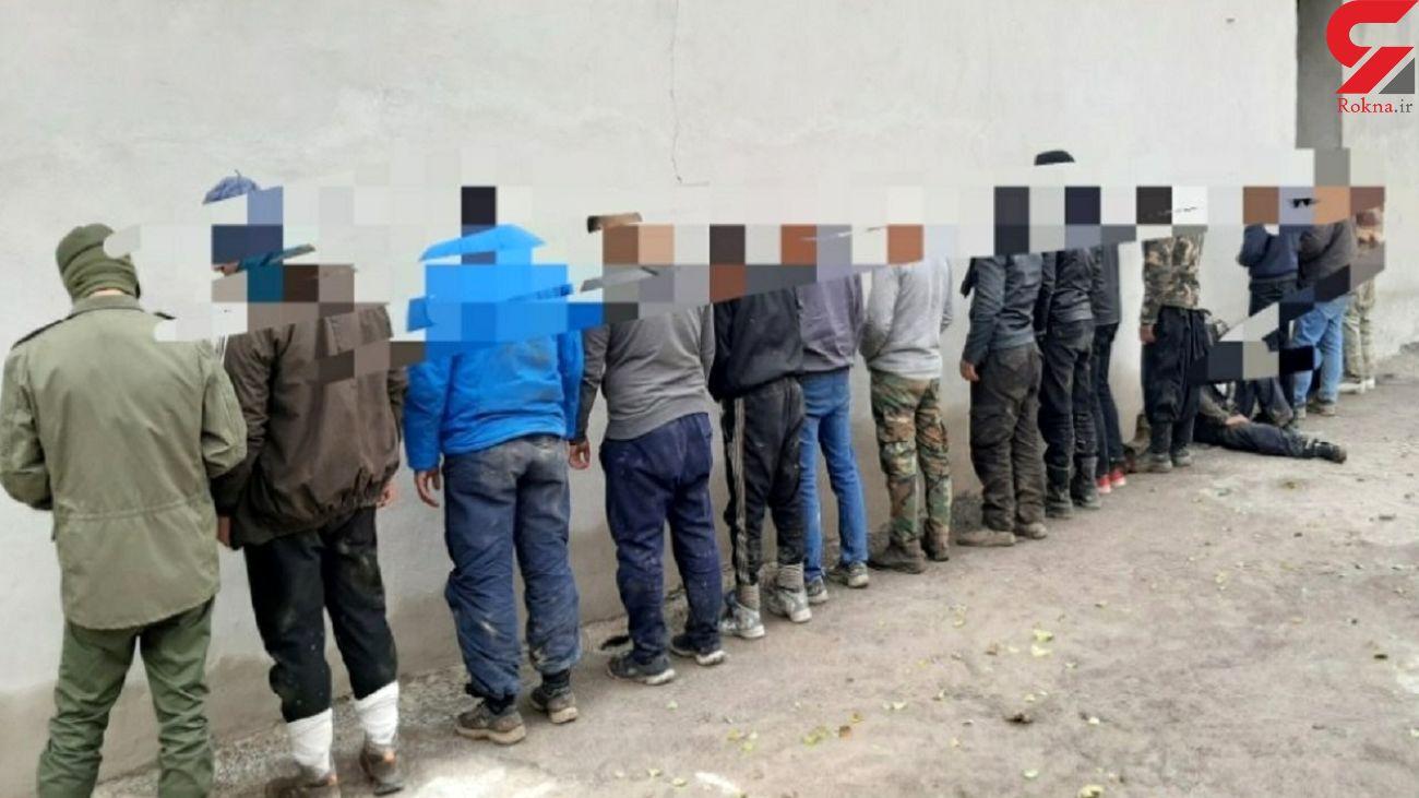 58 تبهکار شیراز در دام پلیس / آنها همگی فراری بودند