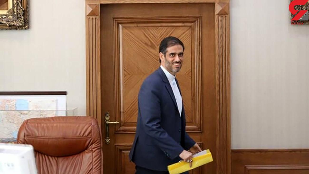 کارت برنده سعید محمد در انتخابات 1400!