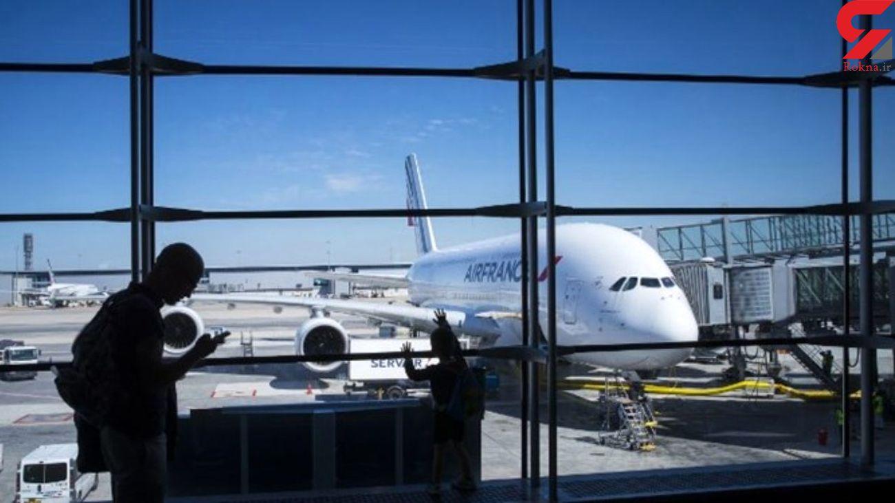 هواپیمایی فرانسه هزار کارمند خود را اخراج میکند