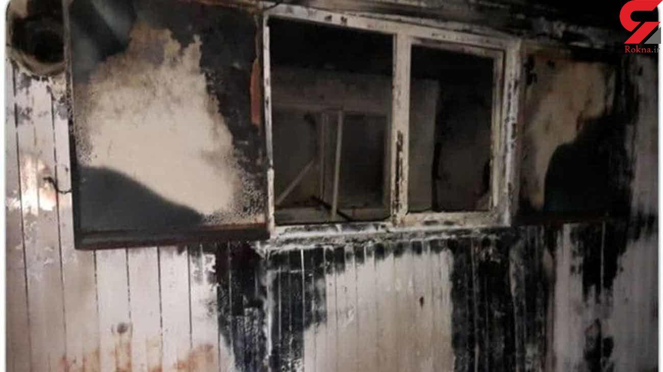 آخرین وضعیت سوختگی معلمان و دانش آموزان مدرسه کانکسی دزفول