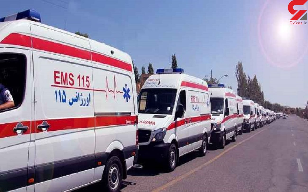 بحران کمبود آمبولانس در هرمزگان/ نیاز به حداقل ۳۵ دستگاه