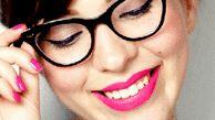 ترفندهای آرایشی برای عینکی ها!