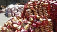 کشف 50 تن برنج تقلبی و دستگیری 9 نفر در شورآباد شهرری