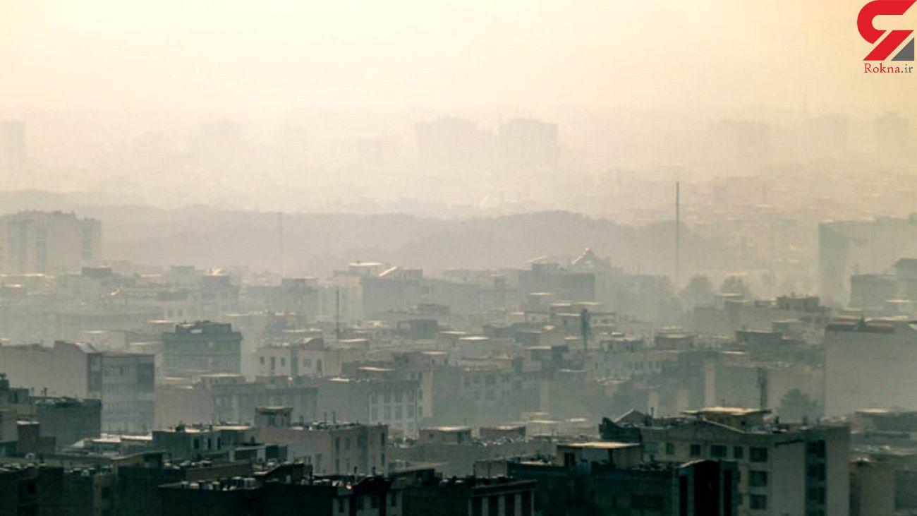 آلاینده ازن در سال 99 رکورد زد