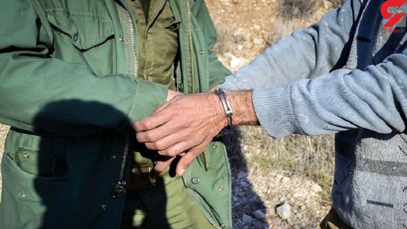 شکارچیان غیرمجاز در مازندران زمین گیر شدند