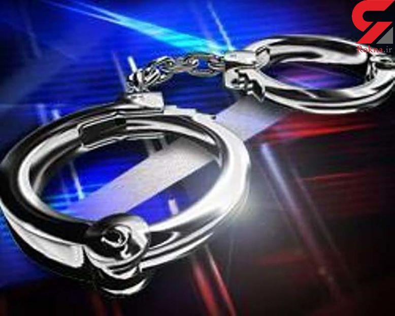 دستگیری سارق حرفه ای وسایل منازل در نیشابور