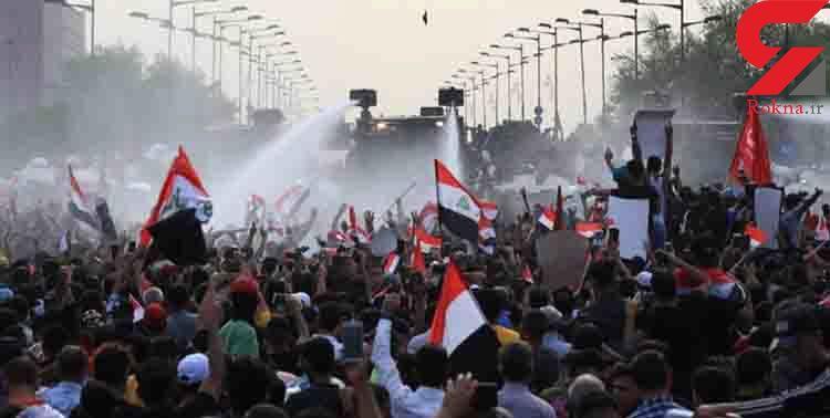 آمریکا هشدار داد: عراق هرچه سریعتر خواستههای تظاهرکنندگان را برآورده کند