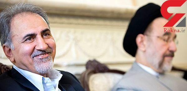 تلاش محمد خاتمی رییس جمهور سابق  برای نجات نجفی از مجازات قصاص