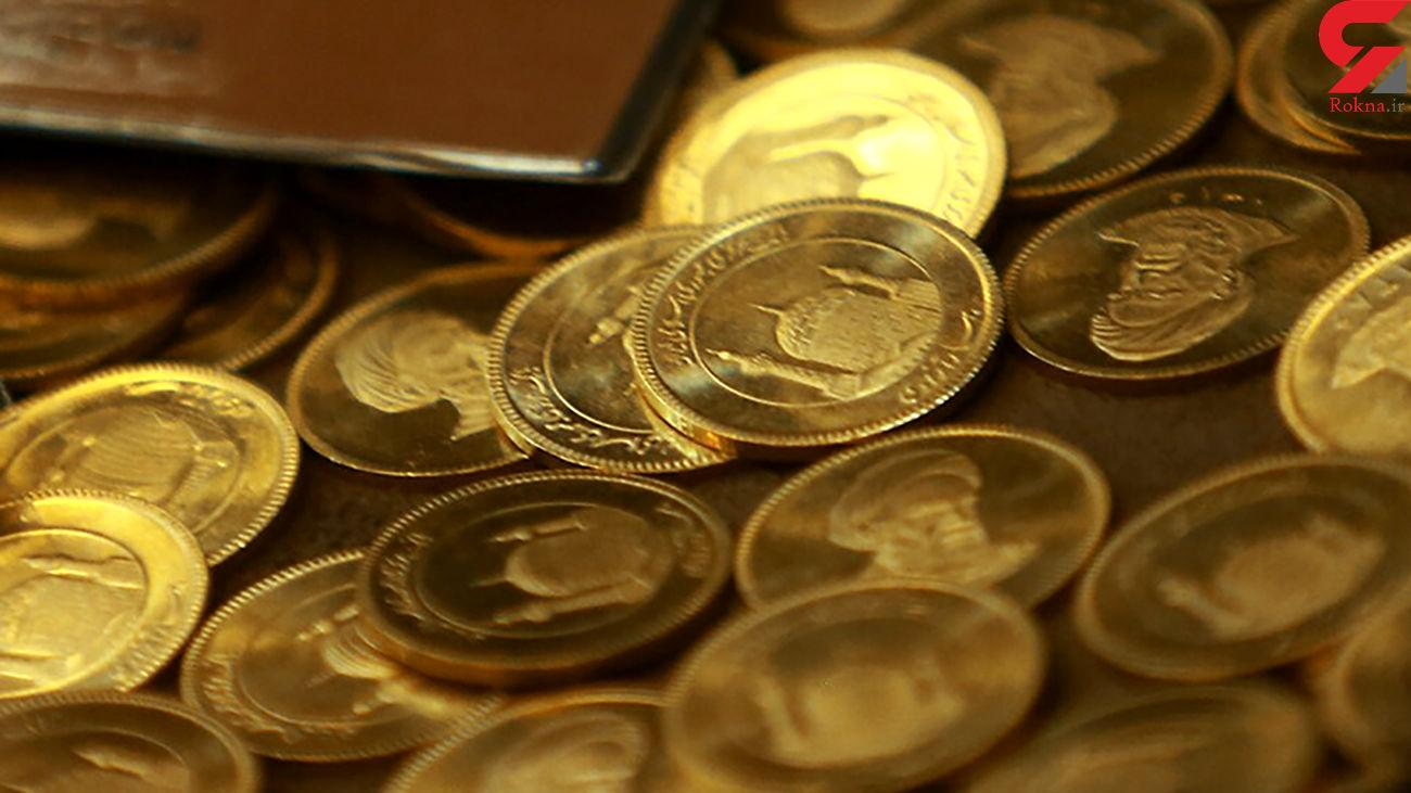قیمت سکه و قیمت طلا امروز چهارشنبه 19 خرداد + جدول قیمت