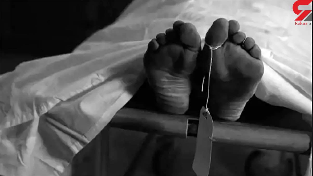 خودکشی زیر چرخ های کامیون پس از قتل بی رحمانه همسر