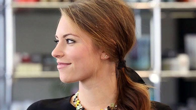 موهایتان را با ۱۰ روش سریع و جالب زیبا کنید
