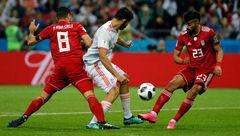 ََAFC: فوتبال ایران در یک قدمی تاریخ سازی