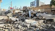 تخریب کامل تنها بیمارستان سرپل ذهاب/ گرفتار شدن کادر پزشکی زیر آوار