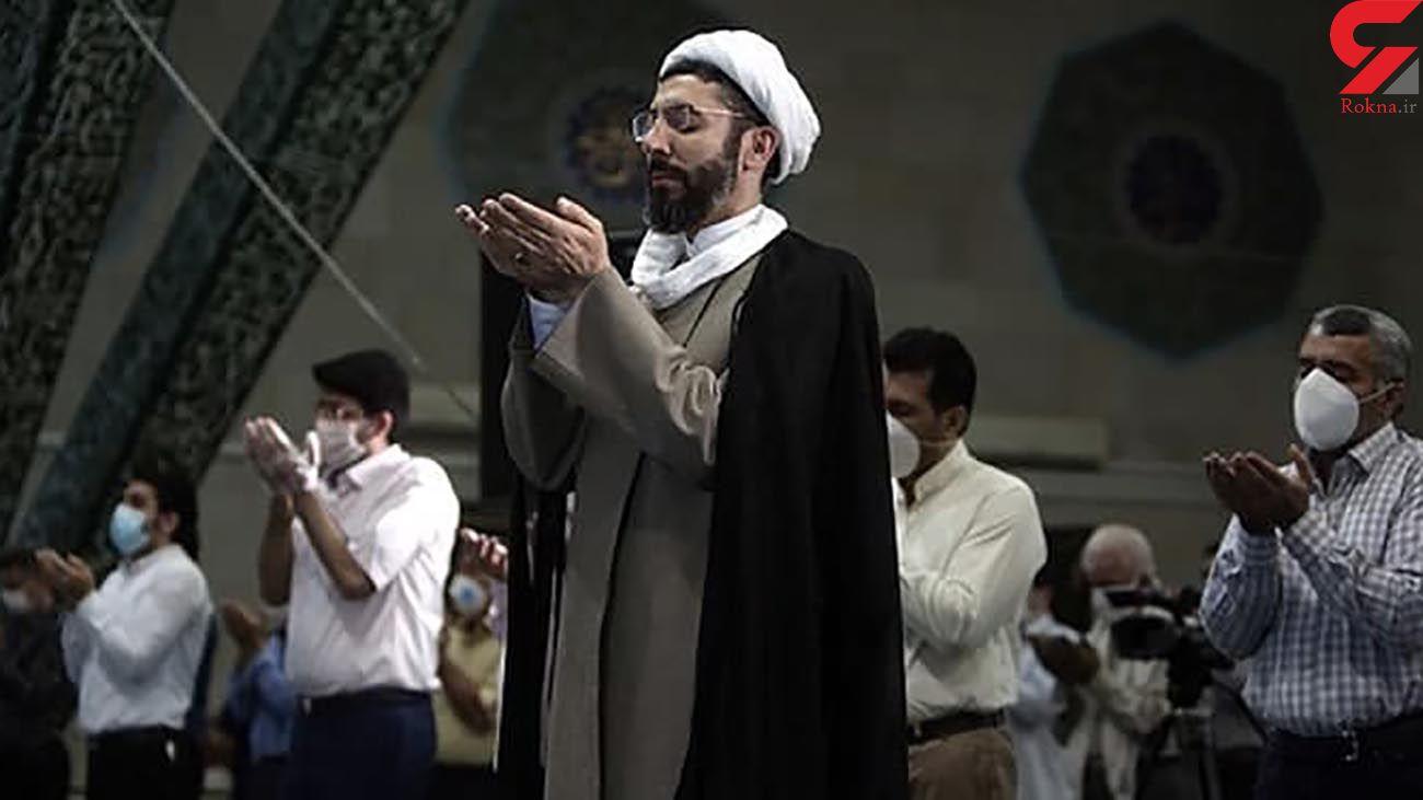 اقامه نماز عید فطر به امامت حجتالاسلام رستمی + جزئیات