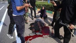 تروریست های اهواز 12 دقیقه خونسردانه تیراندازی کردند!+فیلم جدید