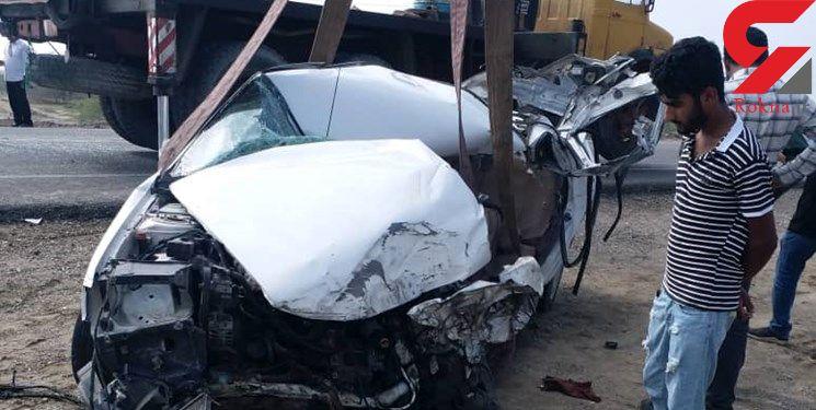 2 کشته و زخمی در واژگونی پژو در رامسر