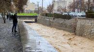 رودخانههای استان مرکزی سیلابی می شود