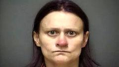 این زن نوزادش را کشت و در جای خاصی پنهان کرد! + عکس