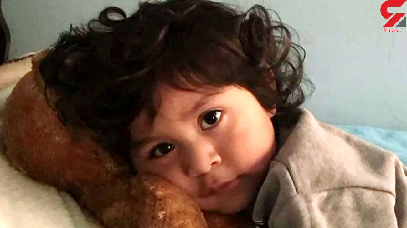 قتل پسربچه خوش سیما پس از آزار شیطانی توسط ناپدری پلید + عکس پسر بچه