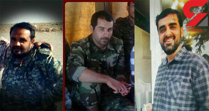 اسامی کامل شهدای سپاه در حادثه تروریستی اتوبوس زاهدان +فیلم و عکس