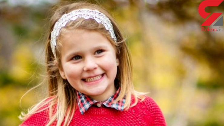 گریه های حاضرین در دادگاه برای این دختر 5 ساله / محاکمه جنجالی پدر 40 ساله+ عکس