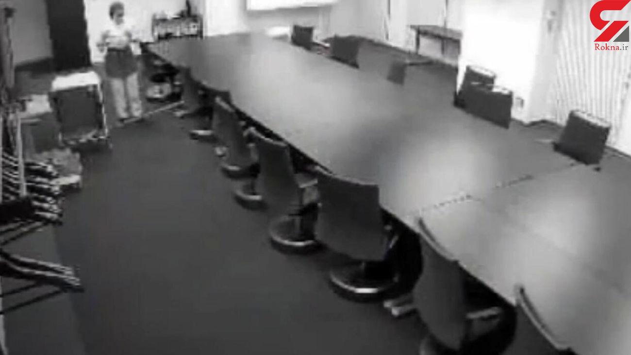 صندلی های اداری هوشمند چه شکلی است؟ + فیلم